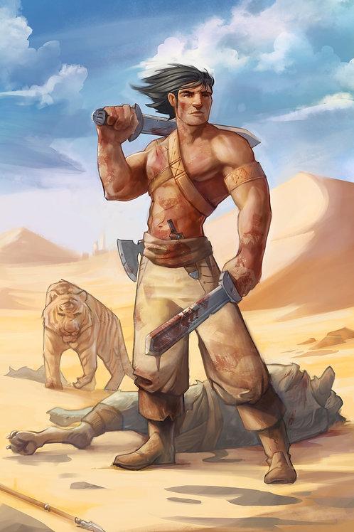 The Wandering Barbarian