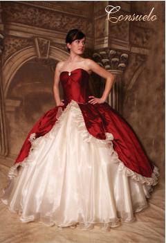 Consuelo - Victorian Rose