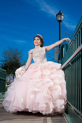 Blush Quince Dress