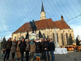 """A treia întâlnire transnațională a proiectului """"Up-skilling Europe"""" a fost un succes"""