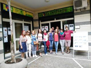"""Cantiere Giovani (Italia) găzduiește a doua întâlnire transnațională a proiectului """"Up-skilling Euro"""
