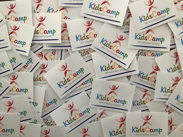 KidsCamp Aufkleber