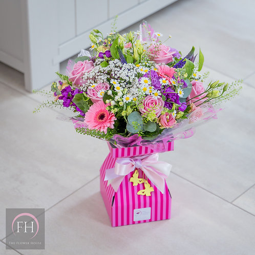 The Darcey Rose Bouquet