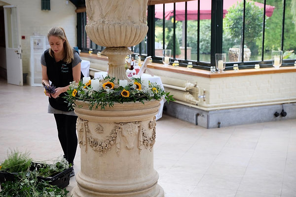 The Flower House Florist in Aylesbury About Us