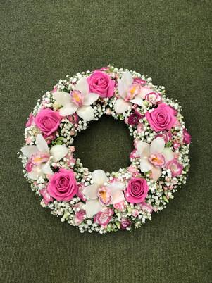 Open Wreath