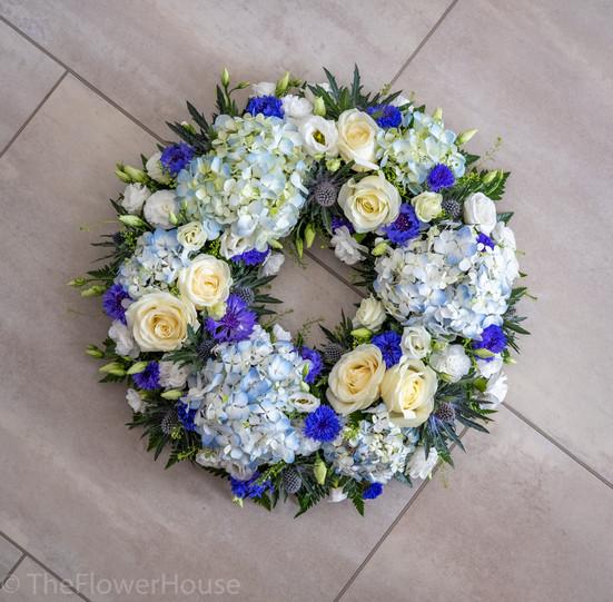 "12"" Open Wreath"