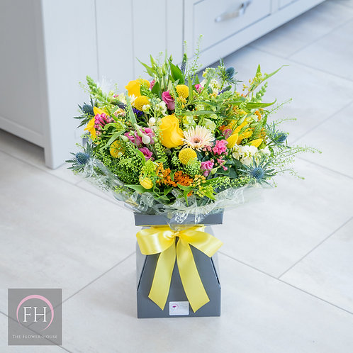 Signature Hand Tied Bouquet