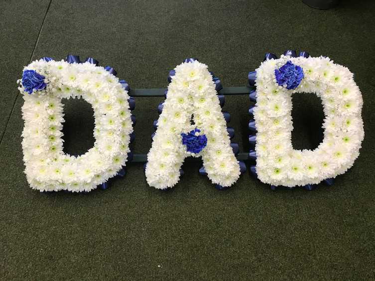 Dad in Letters