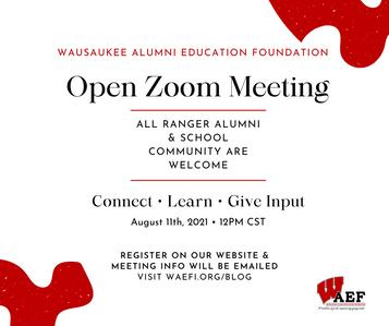 Open Virtual Meeting - Details