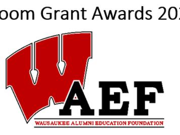Classroom Grant Awards 2020/21