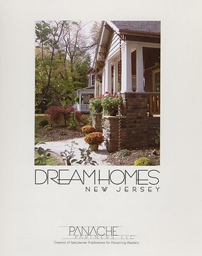 Marcille Architect DreamHomes New Jersey Architecture