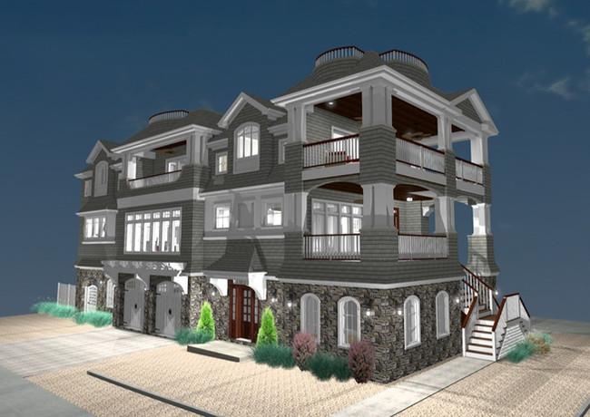 Ocean Front Manor