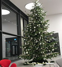 SIX Headquarter Weihnachten