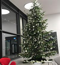 SIX Headquarter Weihnachten