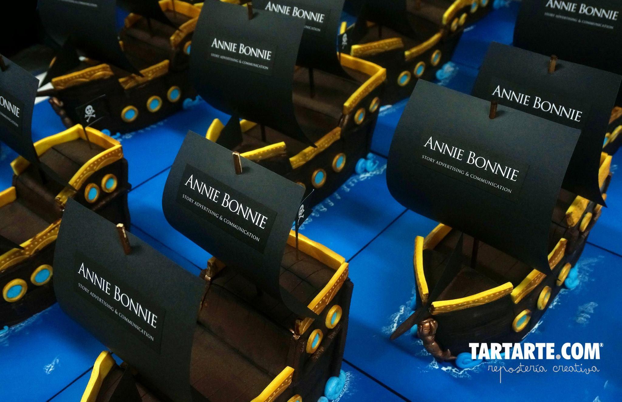 Tartas Corporativas Annie Bonnie