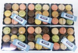 Macarons caja de 9