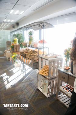 Desayuno para empresas Madrid