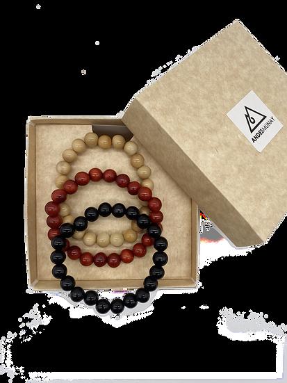 """Bracelets """"Tagua"""""""