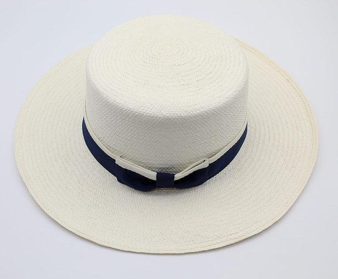Panama Hat - Corbodez - Blue