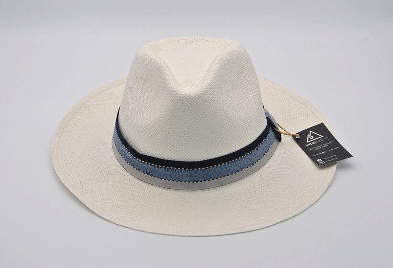 Panama Hat - Dulcet White (BLB)