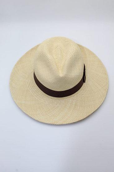 Panama Hat - Classy - Brown