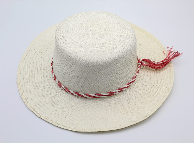 Panama Hat - Corbodez - Pink