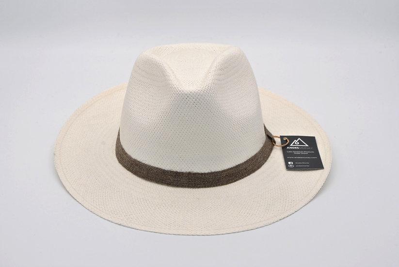 Panama Hat - Dulcet White (B)