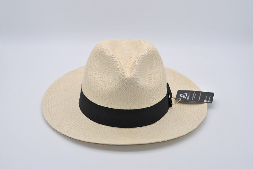 Panama Hat - Classy Semi White (N)