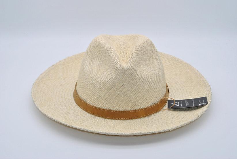 Panama Hat - Classy Semi White (BL)
