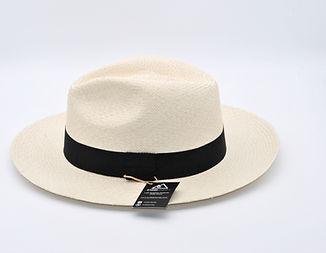 Classic Panama hat made in Ecuador