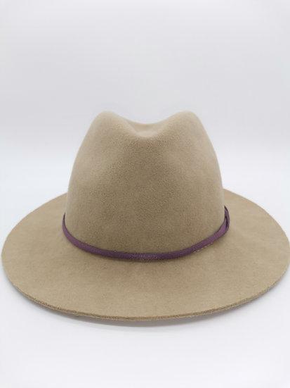 Dulcet Felt Hat - Trenza