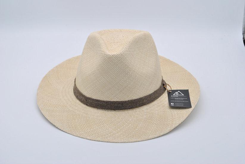 Panama Hat - Dulcet Semi White (B)