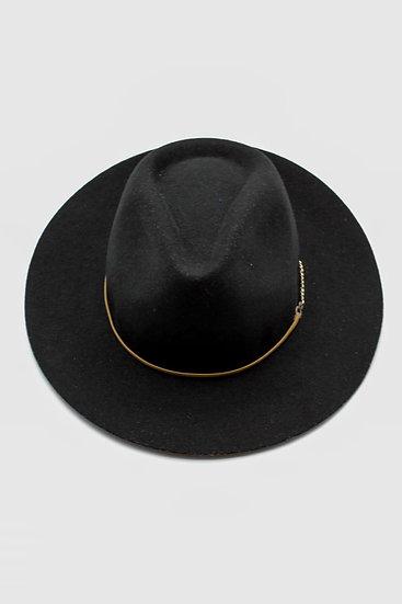 Dulcet Felt Hat - Chain