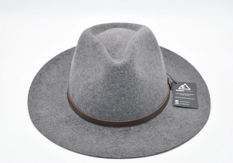 Dulcet Felt Hat - Gray