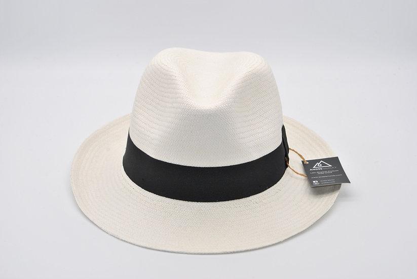 Panama Hat - Ravel White (N)