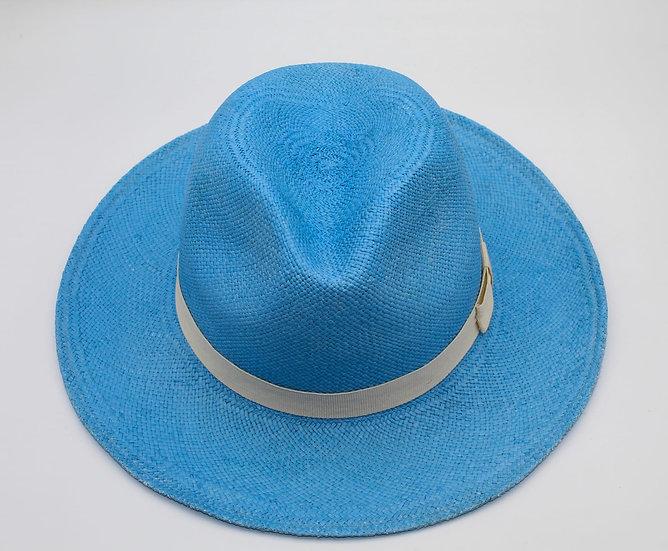 Panama Hat - Ocean