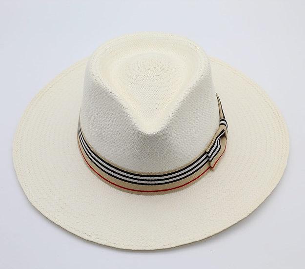 Panama Hat - Demure - Burberry Style