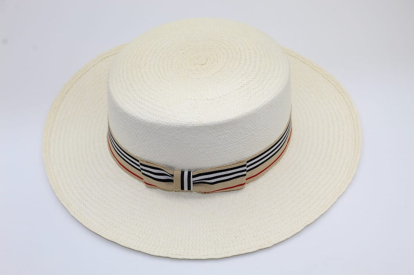Panama Hat - Corbodez - Burberry Style