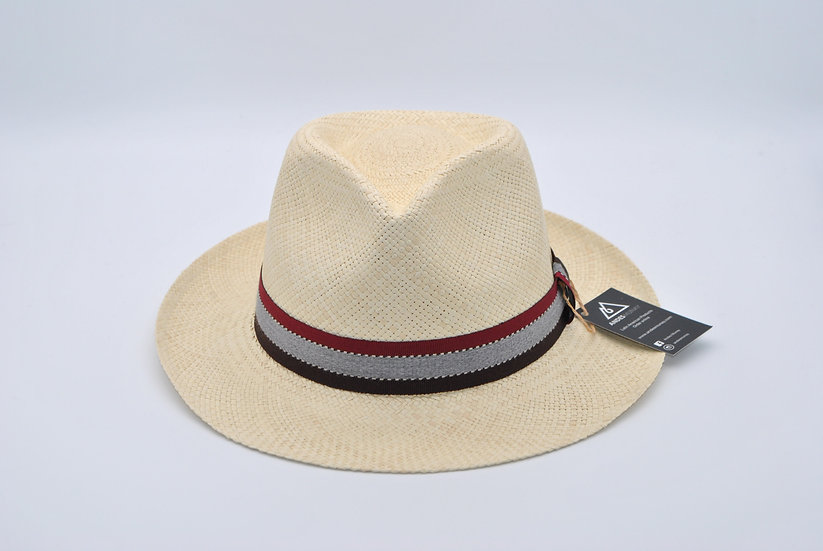 Panama Hat - Demure Semi White (RB)
