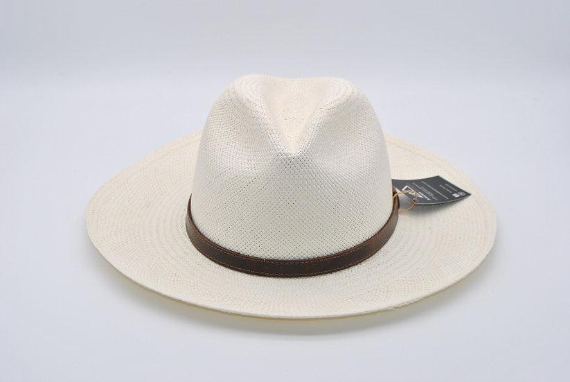 Panama Hat - Classy White (BDL)