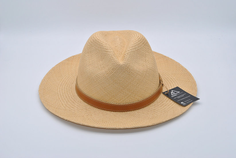 Panama Hat - Classy Tobacco (BL)