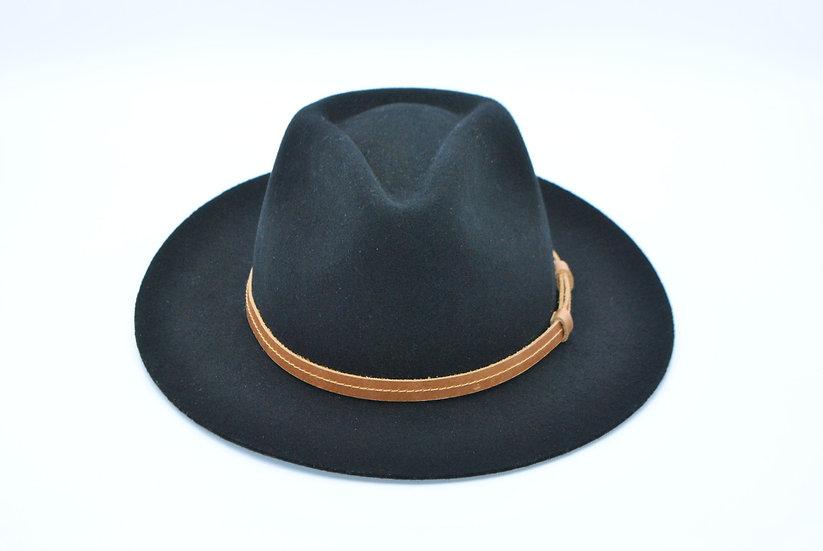 Dulcet Felt Hat -Black