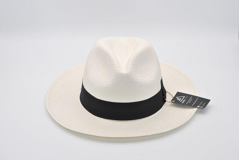 Panama Hat - Classy White (N)
