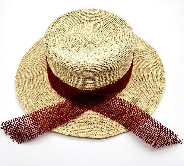 Panama Hat - Crochet