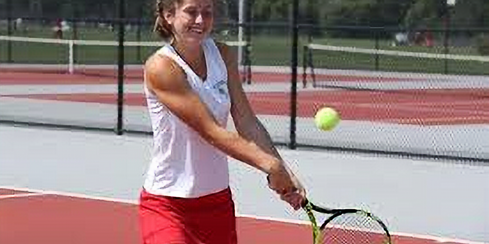 High School Tennis Training - Wednesday June 9th