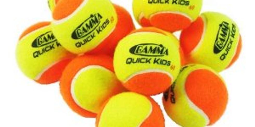 Orange Ball - Self Feeding