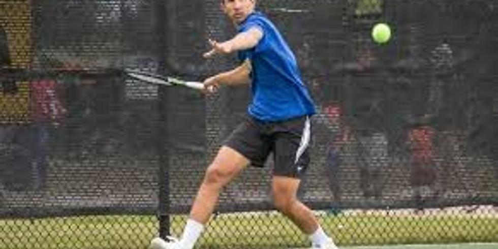 High School Tennis Training - Wednesday June 16th
