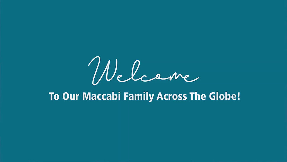 Maccabi Sport and Wellbeing