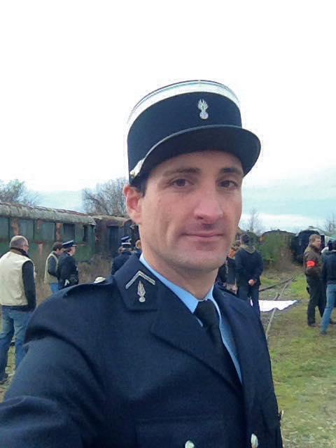 Aujourd'hui c gendarmerie!!!