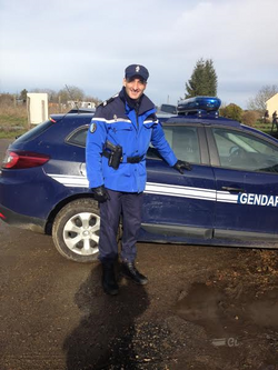 Luc Matard Gendarme